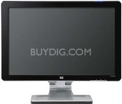 W2408h Vivid Color 24-inch widescreen flat panel monitor with BrightView panel