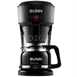 10-Cup Speed Brew Home Coffee Maker - Black (SBB)