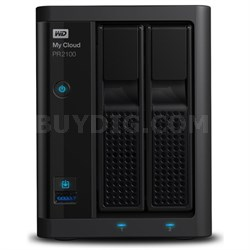 16TB My Cloud Pro Series PR2100 Media Server with Transcoding