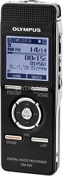 DM-520 Digital Voice Recorder - Black
