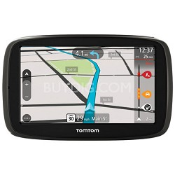 """GO 50 Portable 5"""" Inch Touch Screen Vehicle GPS"""