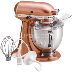 Custom Metallic Series 5-Quart Mixer, Satin Copper  - KSM152PSCP