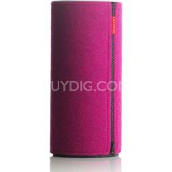LT-032-WW-1301 Zipp Speaker Cover - Passion Pink