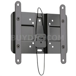 "Premium VSL4-B1 Fixed Position Mount for 13""-39"" Flat TVs, 50 lbs Load Capacity"