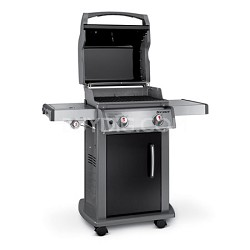 Spirit E320 Liquid Propane Gas Grill - Black