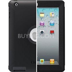 OB iPad3 Defender - Black