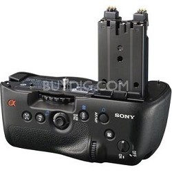 Vertical Grip for the Sony a77, a77II, a99 II