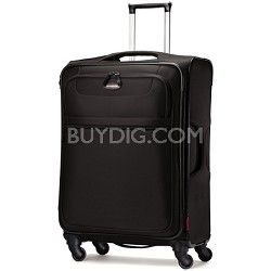 "Lift 25"" Spinner Luggage (Black)"