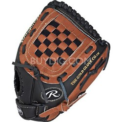 Playmaker Series 12-inch Youth Baseball Glove, Right-Hand Throw (PM120BT)