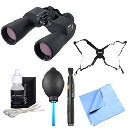 7239 7x50 Action Extreme ATB Binoculars Explorer Bundle