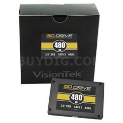 """480GB 9.5mm 2.5"""" SSD TAA"""