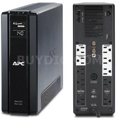 1300VA Power Saving Back UPS
