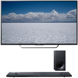 "XBR-65X750D - 65"" Class 4K Ultra HD TV with Sony HT-NT5 Sound Bar"