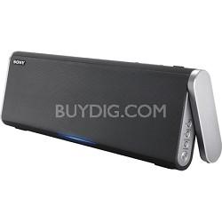 SRSBTX300 Portable NFC Bluetooth Wireless Speaker System (Black)