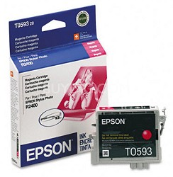Magenta Ink Cartridge for the R2400 Photo Printer
