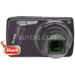 "EasyShare M580 14MP 3.0"" LCD Digital Camera (Purple)"
