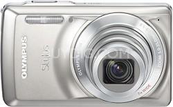 "Stylus 7030 14MP 2.7"" LCD Digital Camera (Titanium)"