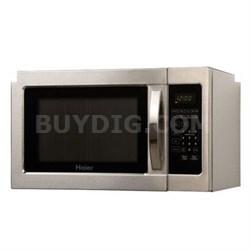 1.0 Cubic Feet 1000-Watt Microwave Oven - HMC1035SESS
