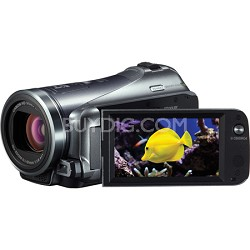 "VIXIA HF M400 Flash Memory 1080p HD Camcorder w/ 3.0"" Touchscreen"
