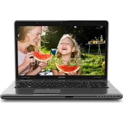 """Satellite 17.3"""" P775-S7236 Platinum Notebook PC - Intel Core i7-2630QM Processor"""