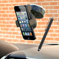 Easy Flex 2 Universal Car Mount with Bonus Sylus (HLCRIO104)