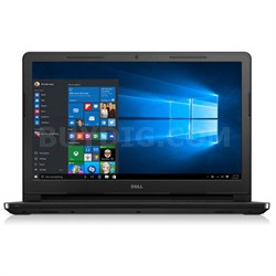 "Inspiron i3552-4042BLK Intel Celeron 15.6"" Laptop - OPEN BOX"