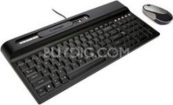 Kensington Ci70 Photo Sync Desktop Set Mini USB Cable, Keyboard, Wireless Mouse