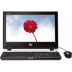 "Compaq Presario CQ1-2025 20"" All-in-One Desktop AMD Dual-Core Processor E-350"