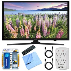 UN50J5000 - 50-Inch Full HD 1080p LED HDTV Essentials Bundle