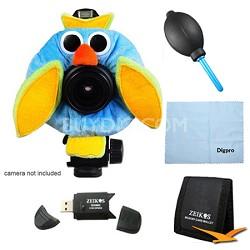 Essential Bundle for Camera - Owl