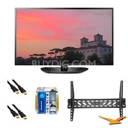 32LN530B 32 Inch 720p 60Hz Direct LED HDTV Mount Bundle