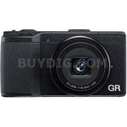 GR 16.2 MP Digital Camera with 3.0-Inch LED Backlit (Black) - OPEN BOX