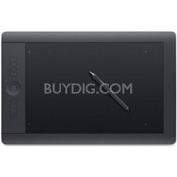 Intuos Pro Pen & Touch Tablet Large Includes Valuable Software Download PTH851)