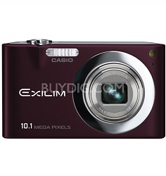 "Exilim EX-Z100 10.1MP Digital Camera with 2.7"" LCD (Brown) - OPEN BOX"