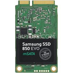 850 EVO 250 GB mSATA 2-Inch SSD - MZ-M5E250BW