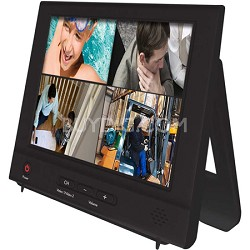 "8"" Color LCD Surveillance Security Monitor (NO-8LCD) - Factory Refurbished"