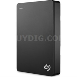 Backup Plus 2TB Portable External Hard Drive with Mobile Device Backup Black