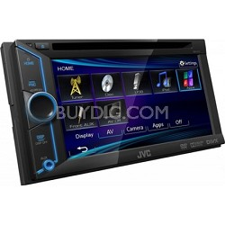 KWV10 DVD/USB/SD Card Multimedia Receiver
