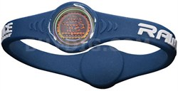 Power Balance Performance Bracelet - Navy (Large)