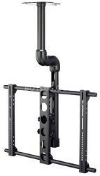 """LC1A - Ceiling Mount for 37"""" - 70"""" Flat Panel TVs"""