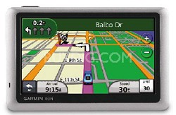 "Nuvi 1450 GPS Navigation System with 5"" LCD Screen"