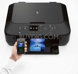 PIXMA MG5520 Wireless Inkjet Photo All-in-One Printer