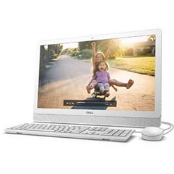 Inspiron 24 3000 24-3455 AMD E-Series E2-7110 All-in-One Desktop - OPEN BOX