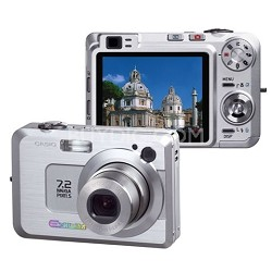 "Exilim EX-Z750 7MP Digital Camera with 2.5"" LCD"
