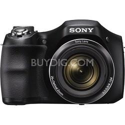 Cyber-shot DSC-H200/B 20.1 Megapixel 26X Optical Zoom Digital Camera
