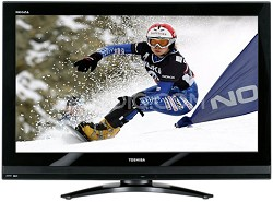 "42HL67 - REGZA 42"" High-definition LCD TV"