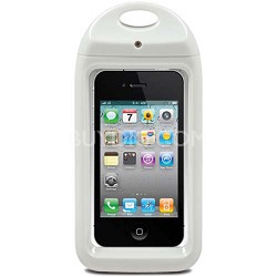 Waterproof Smartphone Device Case Series 100 - White