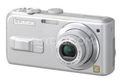 DMC-LS2S (Silver) 5 mega-pixel Compact Digital Camera  w/ 3x  Zoom - OPEN BOX