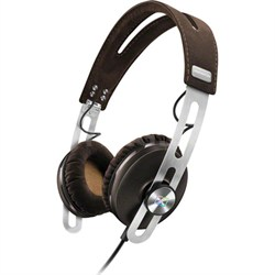 Momentum 2 On-Ear Headphones for Apple iOS Devices - Brown