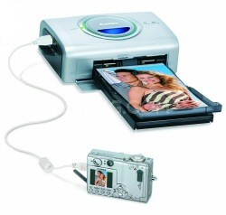 CP-220 Compact Photo Printer Kit